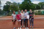 Tennisteam gewinnt die Bezirksmeisterschaft!