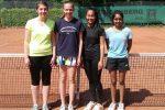 Tennisteam qualifiziert sich für Bezirksmeisterschaft