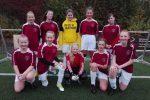Fußballmädchen sind Vize-Kreismeister